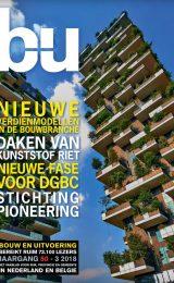 Met gepaste trots in hét vakblad Bouw en Uitvoering (B+U)