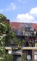 Oké Groep 24/7 Calamiteitendienst ondersteund bij woningbrand in Amsterdam
